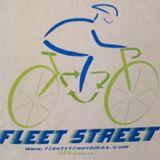 Fleet Street Green Bike Logo