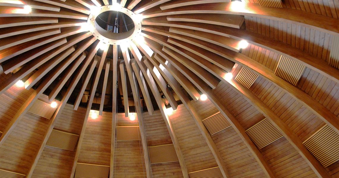 The Onion Rotunda