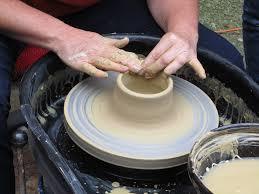 Ceramic Art Studio Class
